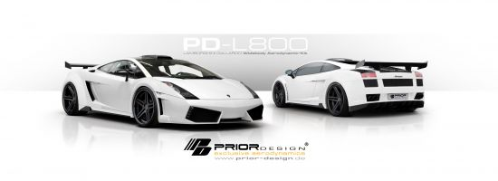 Prior Design L800 Lamborghini Gallardo