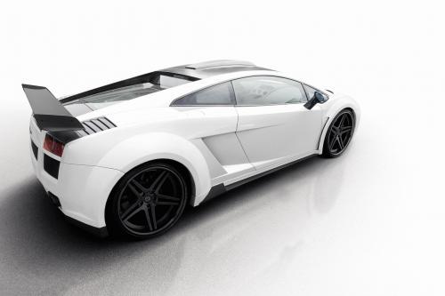 До дизайна Lamborghini Gallardo PD-L800