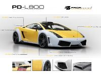 Prior Design Lamborghini Gallardo PD-L800, 5 of 5