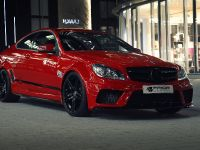Prior Design Mercedes-Benz C-Class Black Edition, 6 of 12