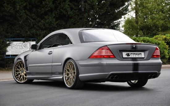 Prior-Design Mercedes-Benz CL W215