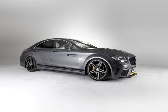 Prior Design Mercedes-Benz CLS PD550 Black Edition