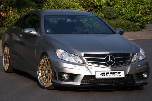 Prior Design Mercedes-Benz E-Class C207 С Улучшенной Аэродинамикой