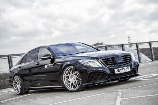 Prior-Design Mercedes-Benz S-Class W222