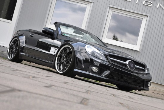 Prior-Design Mercedes-Benz SL R230