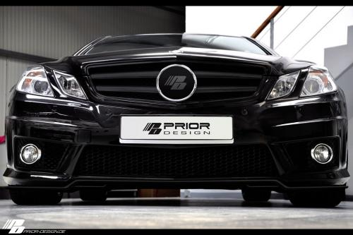 PRIOR Design Mercedes E-Class Coupe