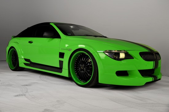 Prior Design PD550 BMW M6