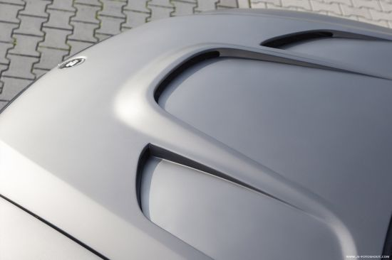 Prior-Design PD5X Widebody BMW X5 E70