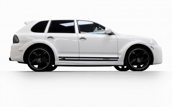 Prior Design Porsche Cayenne POCAWIDEBODY kit