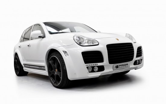 Prior Design Porsche Cayenne POCAWIDEBODY kit