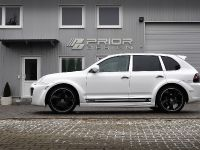 Prior Design Porsche Cayenne POCAWIDEBODY kit, 11 of 18