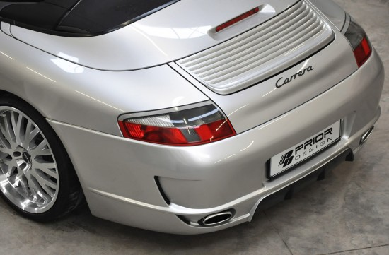 Prior-Design Porsche 996 Carrera