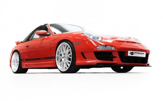 Prior Design Porsche 996