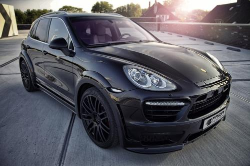 Prior Design Porsche Cayenne II Wide Body Kit
