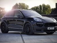 Prior Design Porsche Cayenne II Wide Body Kit, 2 of 10