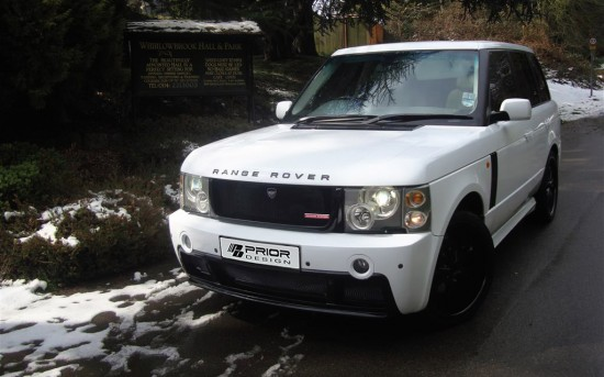 Prior Design Range Rover Kit