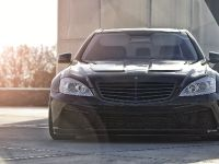 Prior Design V2 Widebody Kit Black Edition Mercedes-Benz S-Class W221, 1 of 9