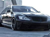 Prior Design V2 Widebody Kit Black Edition Mercedes-Benz S-Class W221, 2 of 9