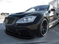 Prior Design V2 Widebody Kit Black Edition Mercedes-Benz S-Class W221, 3 of 9