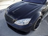 Prior Design V2 Widebody Kit Black Edition Mercedes-Benz S-Class W221, 4 of 9