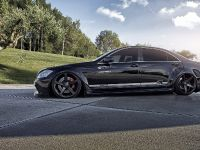 Prior Design V2 Widebody Kit Black Edition Mercedes-Benz S-Class W221, 5 of 9