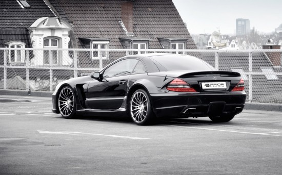 Prior Design Widebody Black Edition SL