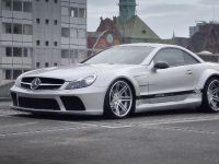 Prior Design Widebody Black Edition Mercedes-Benz SL, 4 of 23