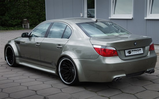 Prior Design Widebody Kit BMW 5 E60