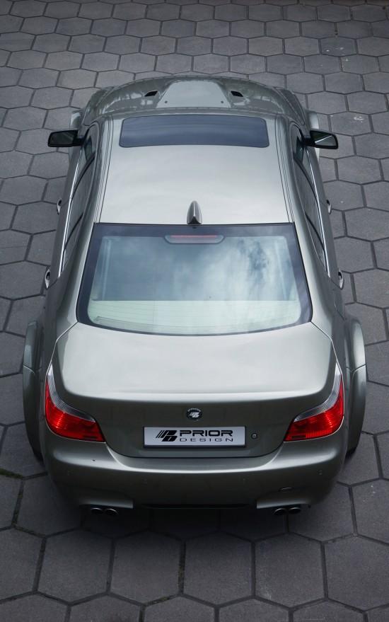 Prior Design Widebody Kit BMW 5 E60