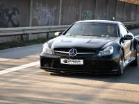 Prior PD BlackEdition Widebody Kit Mercedes SL