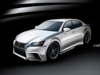 Five Axis Project Lexus GS F Sport, 1 of 3