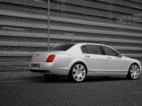 Project Kahn Pearl White Bentley Flying Spur, 5 of 5