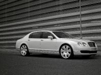Project Kahn Pearl White Bentley Flying Spur, 4 of 5
