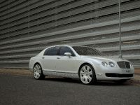 Project Kahn Pearl White Bentley Flying Spur, 3 of 5