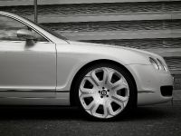 Project Kahn Pearl White Bentley Flying Spur, 2 of 5