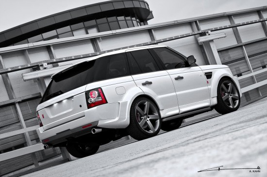 Project Kahn Range Rover Sport RS300 Cosworth Edition