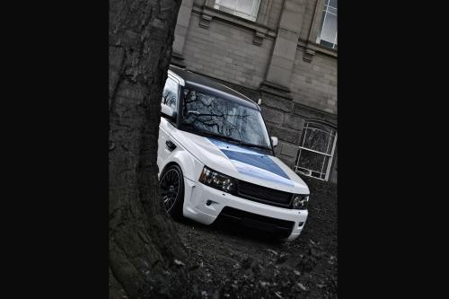 Project Kahn представила Range Rover Sport RS600
