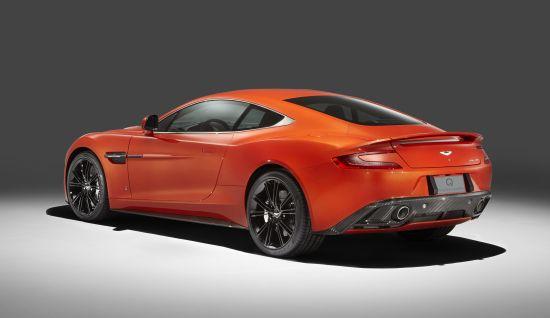 Q by Aston Martin Vanquish Coupe