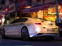 Qoros 9 Sedan Concept, 5 of 7