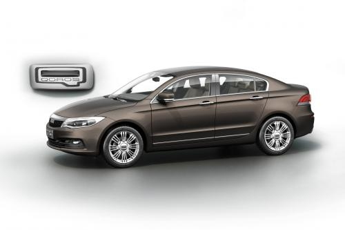 thumbs Qoros GQ3 Compact Saloon, 1 of 5