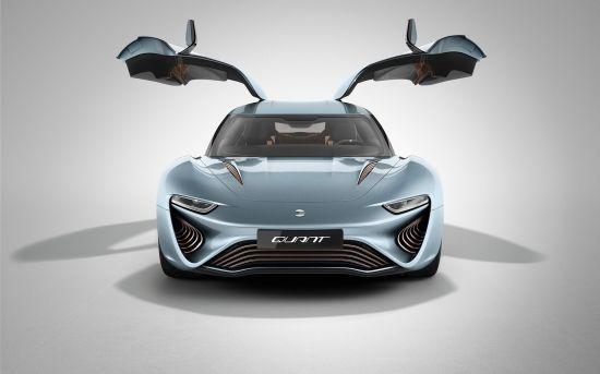 Quant e-Sportlimousine nanoFLOWCELL Concept