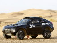Racing Lancer Makes Its Competition Debut, 2 of 3