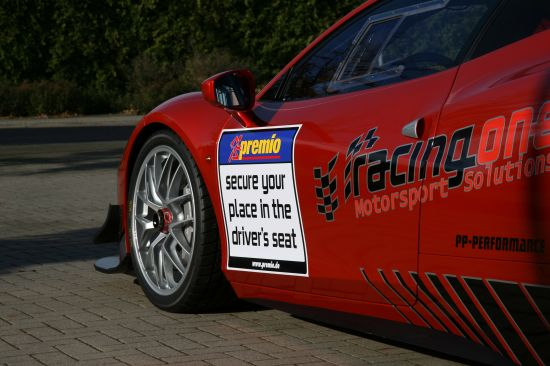 Racing One Ferrari 458 Competition
