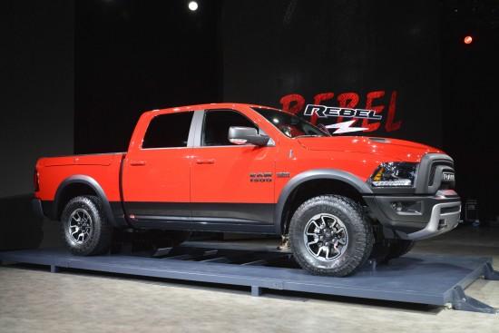 RAM 1500 Rebel Detroit