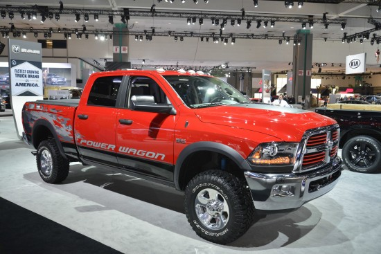 RAM Power Wagon Los Angeles