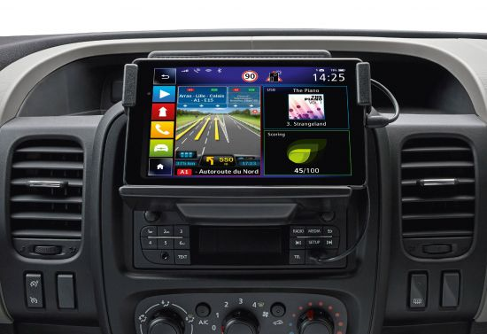 RGO Smartphone Application For Renault