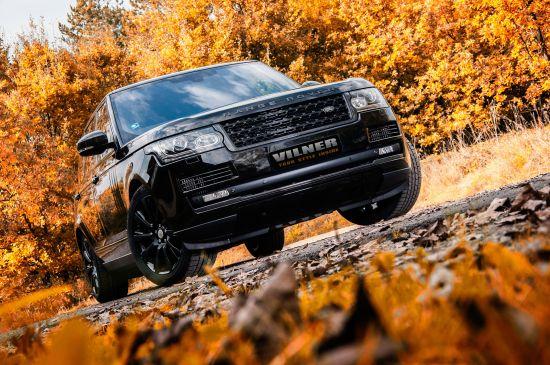 Range Rover Autobiography Carbon Pack by Vilner