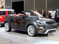 Range Rover Evoque Convertible Geneva 2012, 1 of 2
