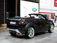 Range Rover Evoque Convertible Geneva 2012, 2 of 2
