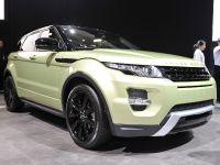 thumbnail image of Range Rover Evoque Geneva 2011